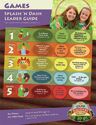 Splash 'n Dash Games Leader Guide - VBS 2015 - Downloadable