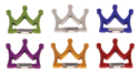 Crown Carabiner (Pack of 12) - VBS 2017