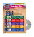 Mighty Fortress Opening/Closing Guide (DVD) - VBS 2017