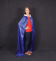 Royal Blue Cape - VBS 2017