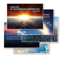 Miraculous Mission Memory Verse Posters (Set of 5) - VBS 2019