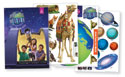 "Miraculous Mission  Decorating Posters (4—43"" × 60"") - VBS 2019"