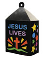 Jesus Lives Lantern (Craft, Pack of 12) - VBS 2019
