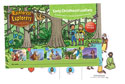 Rainforest Explorers Early Childhood Leaflets and Stickers - VBS 2020