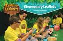 Rainforest Explorers Elementary Leaflets - VBS 2020