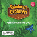Rainforest Explorers Passalong CD & DVD - VBS 2020