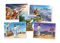 Bible Story Posters (Set of 5) - VBS 2020
