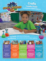 God's Wonder Lab-Craft Leader Guide - VBS 2021