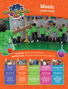 God's Wonder Lab Music Leader Guide - VBS 2021