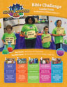God's Wonder Lab Bible Challenge Leader Guide - VBS 2021
