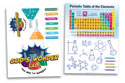 "God's Wonder Lab Decorating Posters, 43"" × 60"" (Set of 2) - VBS 2021"