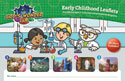 God's Wonder Lab Early Childhood Leaflets and Stickers - VBS 2021