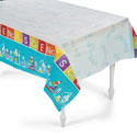 Science Lab Tablecloth - VBS 2021