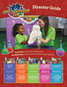 God's Wonder Lab Director Guide - VBS 2021