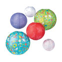 Science Lab Paper Lanterns (Pack of 6) - VBS 2021