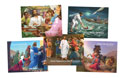 Bible Story Posters (Set of 5) - VBS 2021