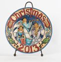 2013 Annual Christmas Plate by Jim Shore