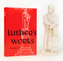 Luther's Works Volume and Statue Gift Set
