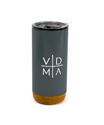 VDMA 16 oz Cork Bottom Travel Tumbler