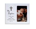 My Baptism Confetti Frame