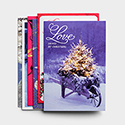 Traditional Scenes - 48 Christmas Boxed Cards Assortment
