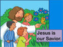 A Living Hope Children's Message PowerPoint Visuals (Downloadable)