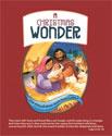 "A Christmas Wonder Bulletin 8.5"" x 14"" (Downloadable)"