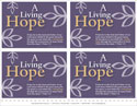 A Living Hope Postcards (Downloadable)