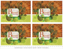 Blessed to Be a Blessing Postcards (Downloadable)