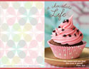 "A Chocolate Life Bulletin 8.5"" x 11"" (Downloadable)"