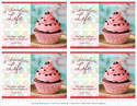 A Chocolate Life Postcards (Downloadable)