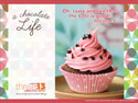 A Chocolate Life Wallpaper 1280 x 960 (Downloadable)