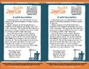 Built Up In Jesus Devotion Bulletin Insert (Downloadable)