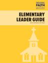 Elementary Leader Guide - Unit 6 - Enduring Faith Bible Curriculum - Digital