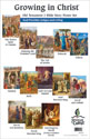 Old Testament 3 Bible Story Poster Set