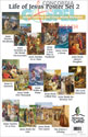 Life of Jesus Poster Set 2 – Donation