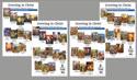 Bible Story Poster Sets 1-4: Old Testament