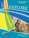 Explore Level 1 (Gr 1-3) Teacher Leaflet (OT1)