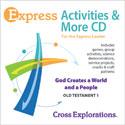 Express Activities & More CD (OT1)