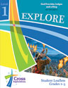 Explore Level 1 (Gr 1-3) Student Leaflet (OT3)