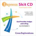 Express Skits CD (OT3)