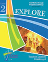 Explore Level 2 (Gr 4-6) Teacher Leaflet (OT4)