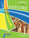 Explore Level 1 (Gr 1-3) Teacher Leaflet (NT3)
