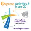 Express Activities & More CD (NT5)