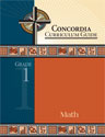 Concordia Curriculum Guide - Grade 1 Math (ebook Edition)