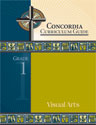 Concordia Curriculum Guide - Grade 1 Visual Arts (ebook Edition)