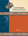 Concordia Curriculum Guide - Grade 3 Math (ebook Edition)