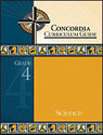 Concordia Curriculum Guide - Grade 4 Science