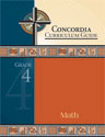 Concordia Curriculum Guide - Grade 4 Math (ebook Edition)