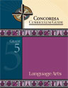 Concordia Curriculum Guide - Grade 5 Language Arts (ebook Edition)
